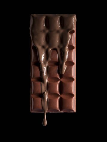 チョコレート「Chocolate bar」:スマホ壁紙(3)