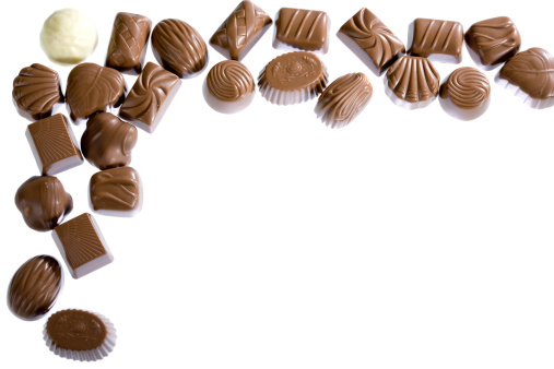 Milk Chocolate「Chocolate border」:スマホ壁紙(10)