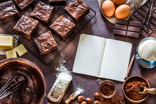Recipe「Chocolate brownie recipe」:スマホ壁紙(15)