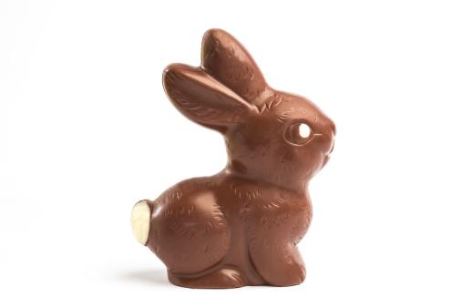 Easter Bunny「Chocolate bunny」:スマホ壁紙(3)