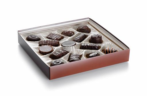 チョコレート「箱入りチョコレート」:スマホ壁紙(18)
