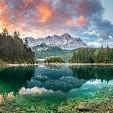 Wettersteingebirge壁紙の画像(壁紙.com)