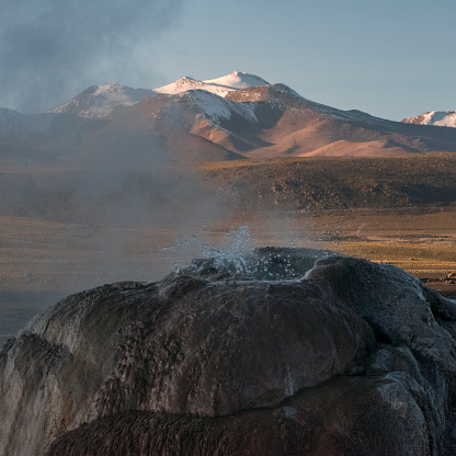 Tatio Geysers「Tatio Geysers, Atacama Desert」:スマホ壁紙(18)