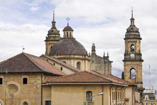 Cathedral「Primary Cathedral of Bogota」:スマホ壁紙(0)