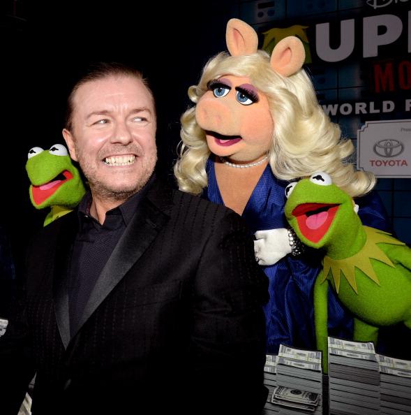 "El Capitan Theatre「Premiere Of Disney's ""Muppets Most Wanted"" - Red Carpet」:写真・画像(12)[壁紙.com]"