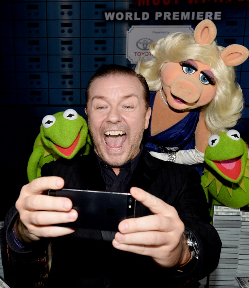 """Loading「Premiere Of Disney's """"Muppets Most Wanted"""" - Red Carpet」:写真・画像(4)[壁紙.com]"""