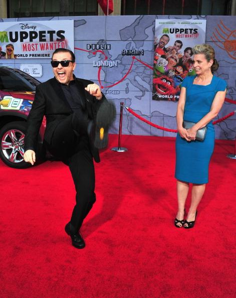 """El Capitan Theatre「Premiere Of Disney's """"Muppets Most Wanted"""" - Arrivals」:写真・画像(11)[壁紙.com]"""