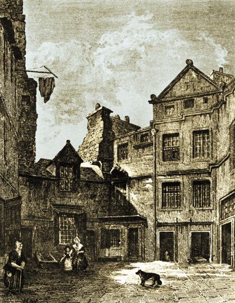 スコットランド文化「David Hume - Riddle's」:写真・画像(2)[壁紙.com]