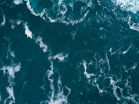 島「空中波をクローズ アップ」:スマホ壁紙(8)