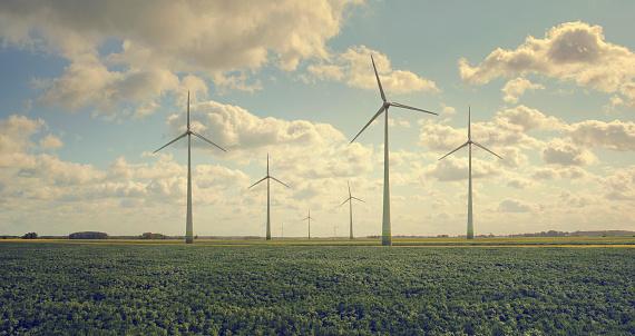 Wind Turbine「Windmills」:スマホ壁紙(0)