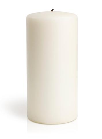 ローソク「White Pillar Candle」:スマホ壁紙(6)