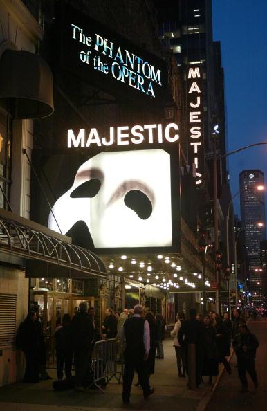 演劇「Special Gala Performance Of 'Phantom Of The Opera'」:写真・画像(6)[壁紙.com]