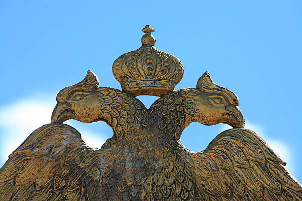 Two-Headed Eagle Symbolizing the Constantinople Patriarchate:スマホ壁紙(壁紙.com)