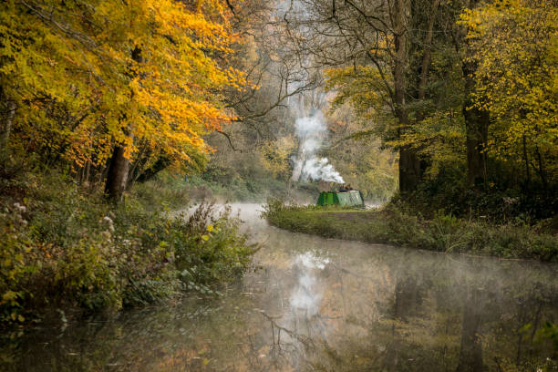 紅葉「Autumn Colours As Temperatures Drop Across The UK」:写真・画像(2)[壁紙.com]