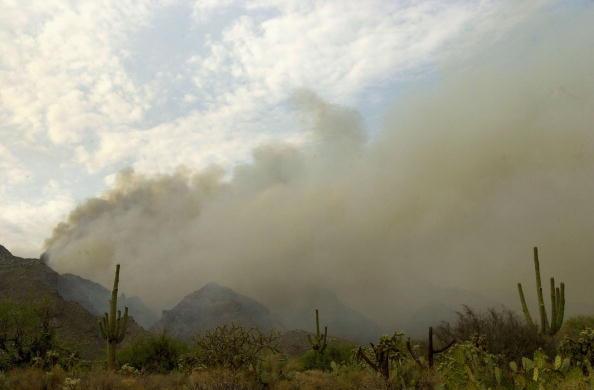 Norma Jean Gargasz「Aspen Fire Continues To Burn In Arizona」:写真・画像(13)[壁紙.com]