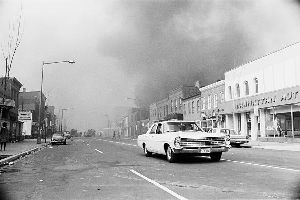 Following - Moving Activity「1968 Washington Riots」:写真・画像(16)[壁紙.com]