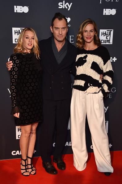 """Cecile de France「""""The Young Pope"""" Paris Premiere At La Cinematheque In Paris」:写真・画像(4)[壁紙.com]"""