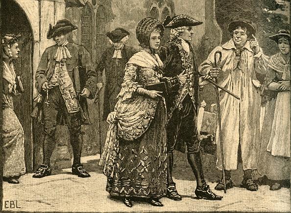 Bonnet「Costumes At The Beginning Of George Iiis Reign」:写真・画像(11)[壁紙.com]