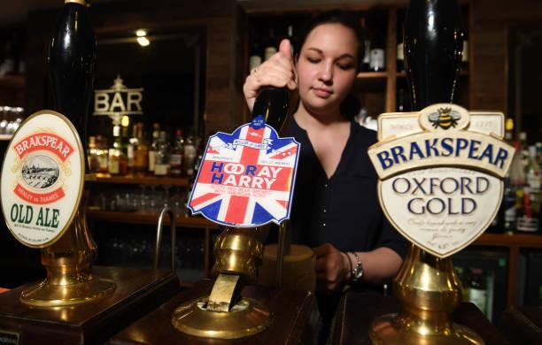 The Brakspear Brewery - Horray For Harry Beer:ニュース(壁紙.com)