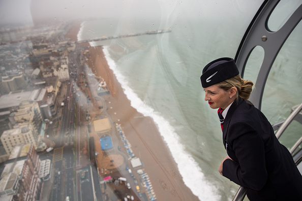 British Airways「Media Preview Of The British Airways i360 Observation Tower」:写真・画像(6)[壁紙.com]