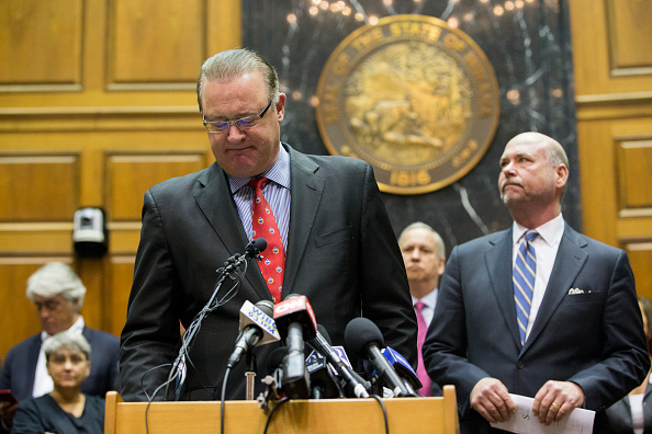 Aaron P「Indiana Legislature Makes Announcement On Religious Discrimination Laws」:写真・画像(14)[壁紙.com]