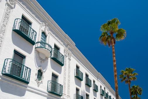 Santa Monica「Californian Architecture」:スマホ壁紙(7)