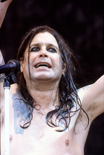 Rock Music「Ozzy Osbourne Live Donington 1996」:写真・画像(6)[壁紙.com]