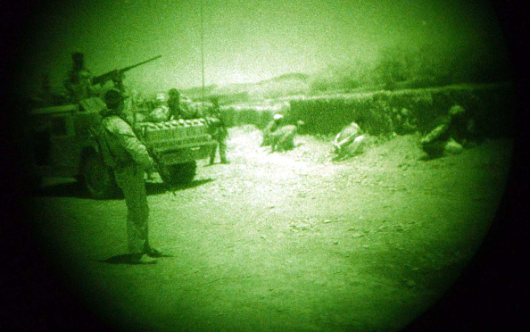 Taliban「US Special Forces And ANA Hunt Anti-coalition Forces」:写真・画像(1)[壁紙.com]