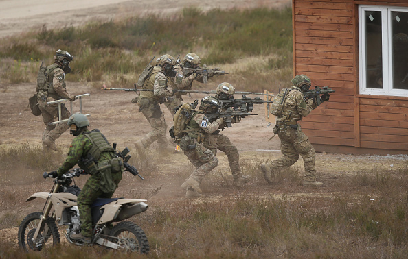 Special Forces「NATO Holds Noble Jump Exercises Of VJTF Forces」:写真・画像(7)[壁紙.com]