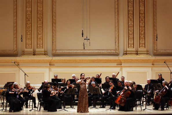 Classical Concert「Viviane Hagner」:写真・画像(5)[壁紙.com]
