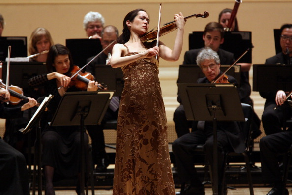 Classical Concert「Viviane Hagner」:写真・画像(3)[壁紙.com]