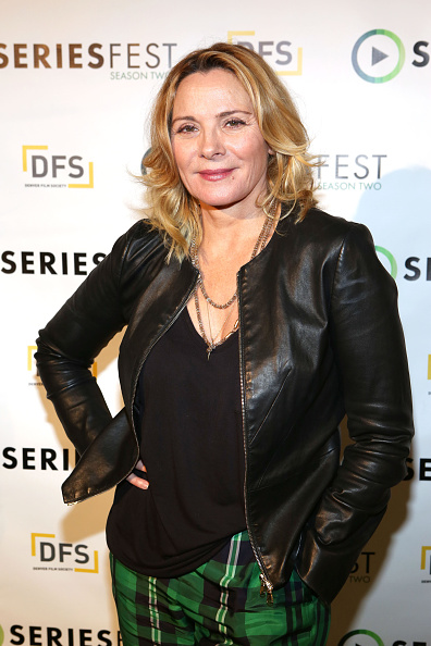 Kim Cattrall「SeriesFest: Season Two - Panel With Krista Smith And Kim Cattrall」:写真・画像(4)[壁紙.com]