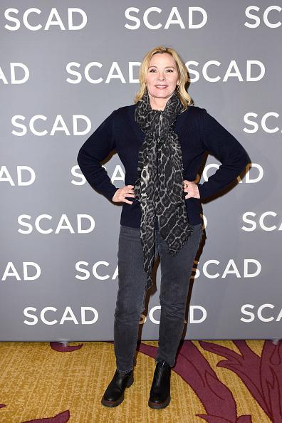 "Kim Cattrall「SCAD aTVfest 2020 - ""Filthy Rich"" With Kim Cattrall Icon Award Presentation」:写真・画像(17)[壁紙.com]"