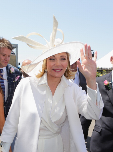 Crown Oaks Day「Celebrities Attend Crown Oaks Day」:写真・画像(14)[壁紙.com]