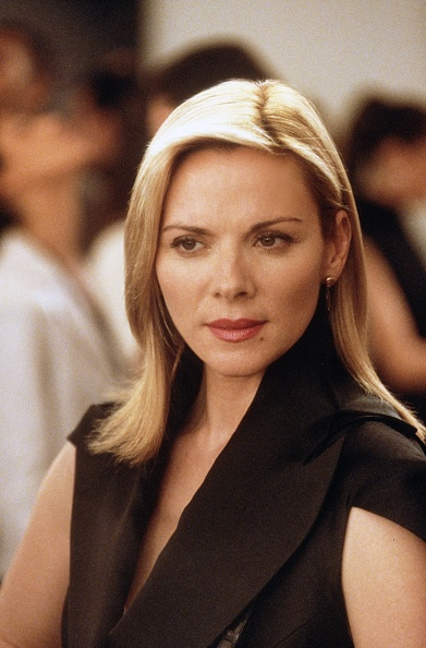 Sex and the City Film Series「Kim Cattrall Stars In The Comedy Series Sex And The City Now In Its Third Season (Phot」:写真・画像(5)[壁紙.com]