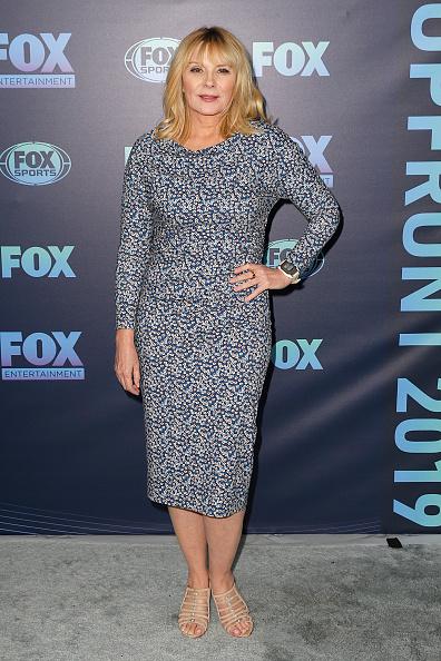 Kim Cattrall「2019 Fox Upfront」:写真・画像(13)[壁紙.com]