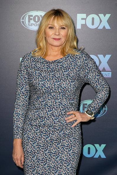 Kim Cattrall「2019 Fox Upfront」:写真・画像(3)[壁紙.com]