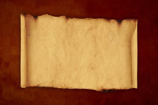 Manuscript「Blank Scroll」:スマホ壁紙(9)