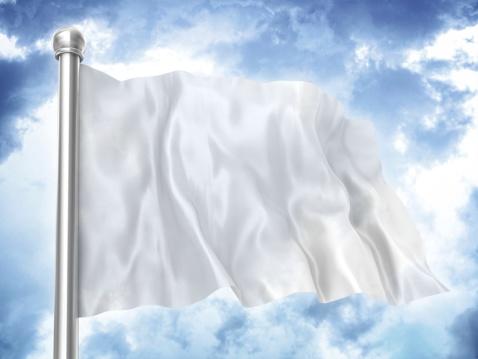 Pole「white flag」:スマホ壁紙(17)