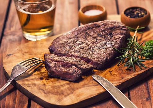 Roast Beef「Grilled Juicy Beef Steak」:スマホ壁紙(9)