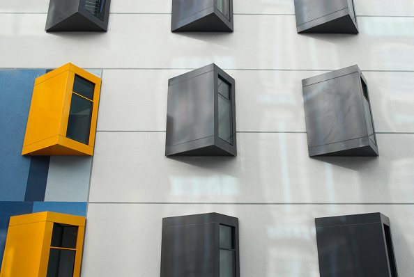 Modern「Barratt Home development, Swiss Cottage, London, UK」:写真・画像(8)[壁紙.com]