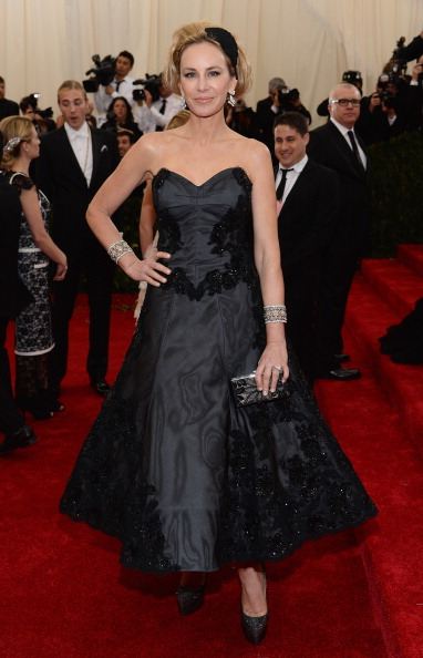 "Strapless Dress「""Charles James: Beyond Fashion"" Costume Institute Gala - Arrivals」:写真・画像(19)[壁紙.com]"