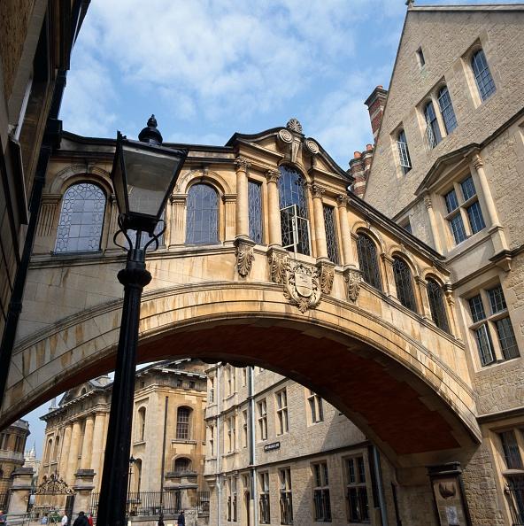 2000s Style「Hertford Bridge, Hertford College, Oxford, Oxfordshire, c2000s(?)」:写真・画像(6)[壁紙.com]