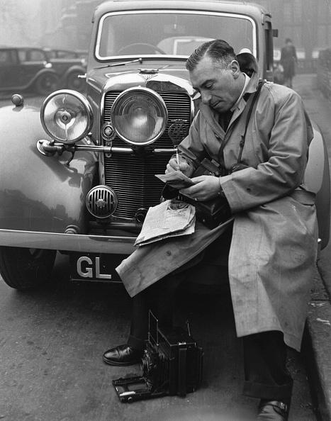 Writing「Car Spotter」:写真・画像(1)[壁紙.com]