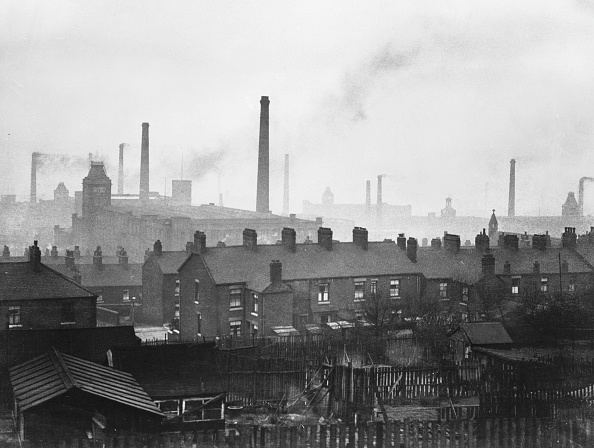 Manchester - England「Cotton Town」:写真・画像(6)[壁紙.com]