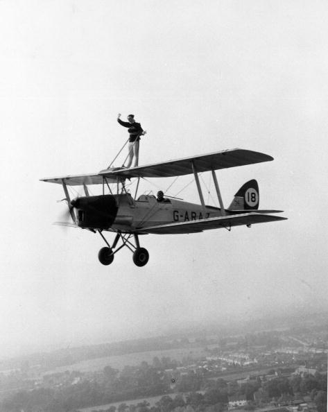 Stunt「Wing Walker」:写真・画像(7)[壁紙.com]