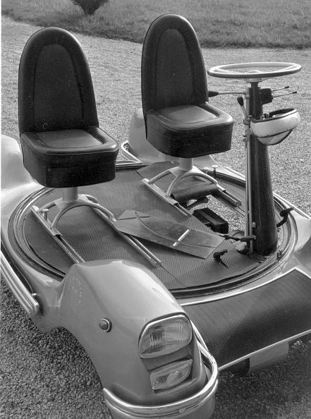 Bizarre Vehicle「Rotating Car」:写真・画像(13)[壁紙.com]