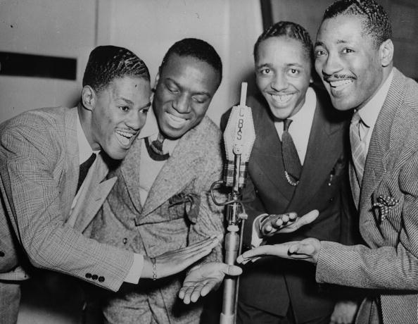 R&B「Delta Rhythm Boys」:写真・画像(11)[壁紙.com]