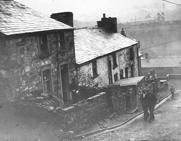 Welsh Culture「Miners' Cottages」:写真・画像(11)[壁紙.com]