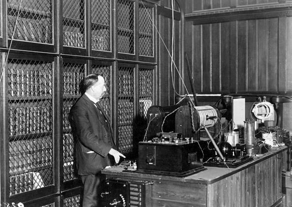 Wireless Technology「Wireless Telegraphy」:写真・画像(19)[壁紙.com]